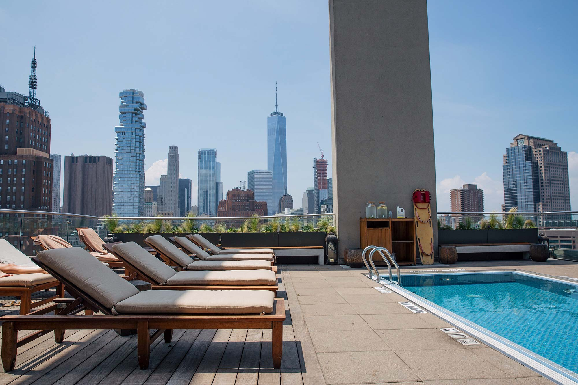 Daycation at The James New York - SoHo